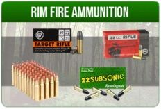 Rim Fire Ammunition