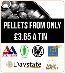 Lots of pellets in stock